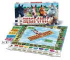 Horse Opoly Board Game