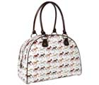 Nicky James Ponies Overnight Holdall Bag