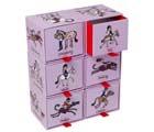 Tyrrell Katz Horse Set of Six Magnetic Boxes