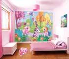 My Little Pony Themed Bedroom Wallpaper