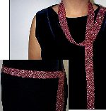 Beaded Belt / Scarf /Tie Three in one